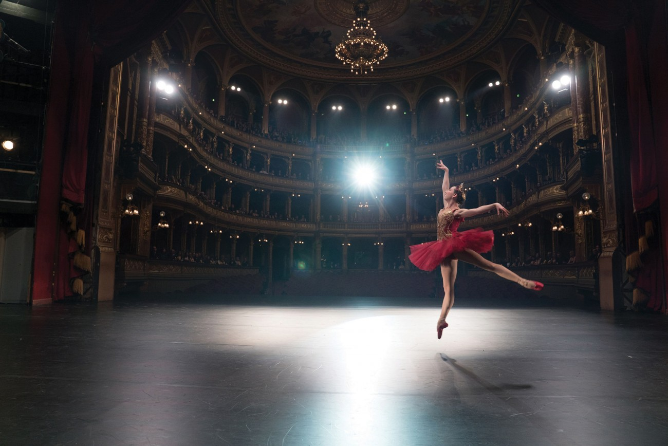 виде балерины на сцене картинки верующих